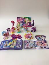 My Little Pony Kinder Surprise Complete Set Girls Toys 13 BPZ 2017 Mexico Rare