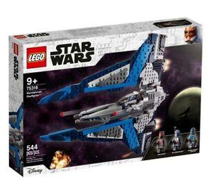 Brand New STAR WARS Lego Mandolorian Starfighter 75316 [PRE-ORDER]