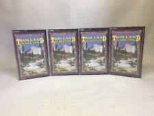 (FL) This Land Is Your Land Tape 1-4 Greatest Folk Songs Reader Digest Cassettes