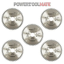 Genuine Trend CSB/16048 48 Tooth Blade for Festool TS55 R Plunge Saw - Pack of 5