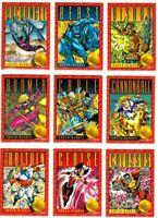 1993 X-MEN SERIES 2 TRADING CARD SET