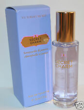 NEW VICTORIA'S SECRET SECRET CHARM EDT EAU DE TOILETTE PERFUME BODY SPRAY MIST