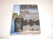 Cobra Mr Hh450Dual Marine & Gmrs Handheld Vhf Uhf Dual Band Radio Floating