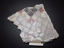 Antique 1880s Architectural Artifact Chicago Prairie District Rare Mosaic Tile