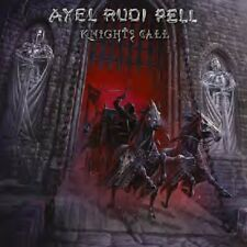 AXEL RUDI PELL / KNIGHTS CALL * NEW LIMITED EDITION DIGIPACK CD 2018 + POSTER