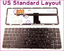 Laptop US Layout Keyboard for HP Pavilion DV5-2060 DV5-2077 W/Backlit