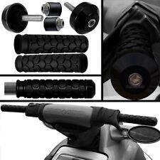 SEADOO BOMBARDIER WATERCRAFT 3D GSX GTI GTX SP XP BLACK GRIPS BLACK BAR ENDS