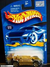 HOT WHEELS 2001 #211 -1 KRAZY 8S 01C FLT BLK CH