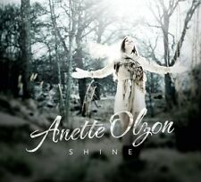ANETTE OLZON - SHINE  CD NEUF