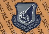 "USAF Air Force 35th Fighter Sq PANTON AIR FORCES PAF Shield 3"" pocket patch"
