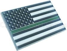Green Line Flag Lapel Pin
