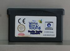 WINNIE THE POOH'S RUMBLY TUMBLY ADVANCE - GAME BOY ADVANCE - VERSION ESPAÑA