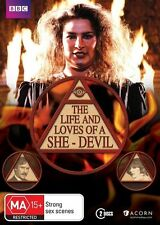 Life & Loves of a She-Devil, the NEW R4 DVD