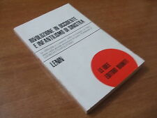Lenin RIVOLUZIONI IN OCCIDENTE E INFANTILISMO DI SINISTRA Edizione Riuniti 1974