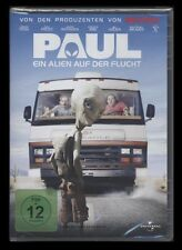 DVD PAUL - EIN ALIEN AUF DER FLUCHT (Produzenten v.HOT FUZZ & SHAUN OF THE DEAD)
