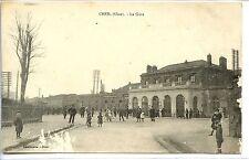 CP 60 OISE - Creil - La Gare