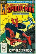 Peter Parker spectacular Spiderman # 58 (John Byrne) (Estados Unidos, 1981)