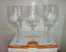 Set N6 Confezione Completa Bicchieri Calici Aperol Spritz Originali Prezzo Super