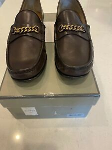 TOM FOR MENS SHOES SIZE 9US BROWN RETAIL 895.00