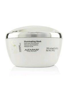 AlfaParf Semi Di Lino Diamond Illuminating Mask 6.98 oz / 200 ml - NEW