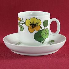 Kaffeetasse & Untertasse Thomas Scandic Flowers