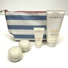 Clarisonic Luxe Cashmere Head Replacements Gift Set Gentle Hydro Cleanser $93