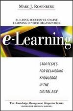 E-Learning: Strategies for Delivering Knowledge in the Digital Age-ExLibrary