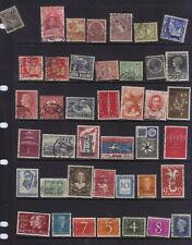 stamps  Netherland and Indie