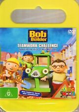 BOB THE BUILDER DVD Teamwork Challenge NEW & SEALED Free Post