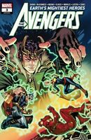 AVENGERS EARTH'S MIGHTIEST HEROES #3 COVER A 1ST PRNT AARON MCGUINESS MEDINA
