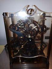 5 Man Clock Gordon Bradt kinetico studios plastic Electric Master motion clock