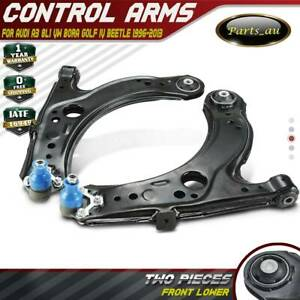 Control Arm Front Left Right Lower for Audi A3 8L1 VW Bora Golf IV Beetle 96-13