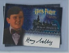 Harry Potter Chamber of Secrets CoS Harry Melling Dudley Dursley Autograph Card