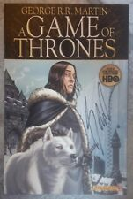 *SIGNED* A Game Of Thrones Comic #4, George R R Martin, 1st Edition, First Print