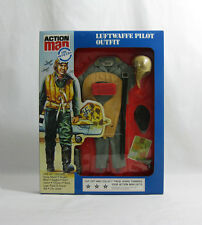New 1981-84 Action Man ✧ PILOTE LUFTWAFFE ✧ vintage G.I JOE Outfit MOC