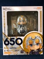 Fate Grand Order FGO Ruler Jeanne d'Arc 650 Nendoroid NEW Authentic