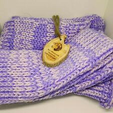 Lilac  & Pink Handmade Knitted Socks Casual Novelty Custom Personalised  #Gifts