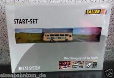 FALLER 161501 [CarSystem H0] Car System Start-Set VIVIL Bus - NEU!