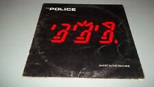 THE POLICE - GHOST IN THE MACHINE -  LP - MADE IN ITALY