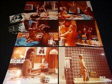 SEX HOME PARTY Erika Raffael jeu photos cinema lobby cards comedie sexy 1975