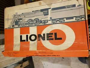 Lionel HO 14023 Steam Type Set incomplete
