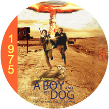 "A Boy and His Dog (1975) Sci-Fi and Horror NR CULT ""B"" Movie DVD"
