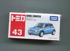 Takara Tomy   #43 Mini Cooper