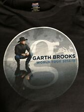 Garth Brooks World tour 2014-2015 Size 2Xl