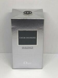 Dior Homme 3.4oz Men's Eau de Toilette 2017 batch numbers..