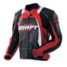 Shift Racing SR-1 Motorcycle Leather Jacket