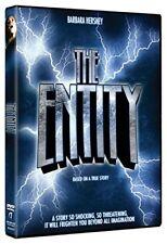 NEW The Entity DVD Barbara Hershey Ron Silver Alex Rocco Movie TRUE STory 1982