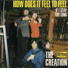"""CREATION """"HOW DOES IT FEEL TO FEEL"""" ORIG GER 1967 VG+/VG++"""