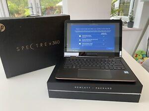 hp spectre x360 13.3 Convertible Laptop