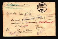 Germany 1915 POW Cover / COLN / Several Censor Marks - Z14301